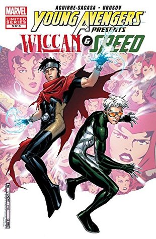 Young Avengers Presents #3 (of 6) (Young Avengers Presents Vol. 1) by Roberto Aguirre-Sacasa, Alina Urusov, Jim Cheung