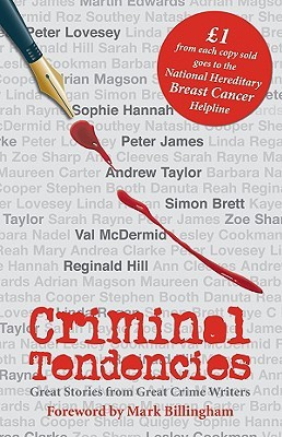 Criminal Tendencies: Great Stories from Great Crime Writers by Mark Billingham