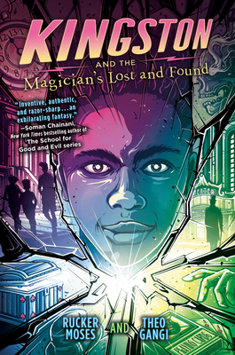 Kingston and the Magician's Lost and Found by Rucker Moses, Theo Gangi
