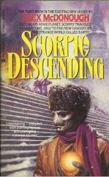 Scorpio Descending by Janet Fox, Alex McDonough