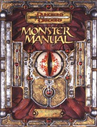 Monster Manual by Skip Williams, Monte Cook, Jonathan Tweet