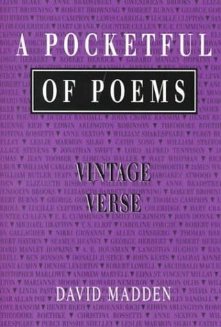 A Pocketful of Poems: Vintage Verse by David Madden