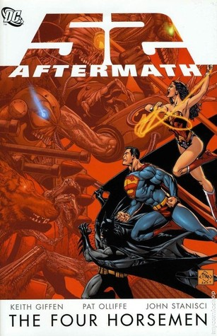 52 Aftermath: The Four Horsemen by Pat Olliffe, Keith Giffen, John Stanisci