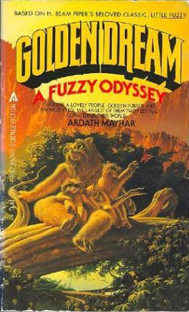 Golden Dream: A Fuzzy Odyssey by Ardath Mayhar