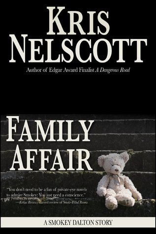 Family Affair by Kris Nelscott, Kristine Kathryn Rusch