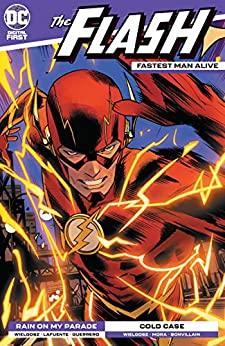 Flash: Fastest Man Alive #8 by Dan Mora, Darko Lafuente, Dave Wielgosz
