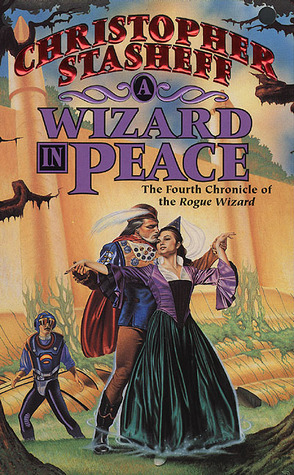 A Wizard in Peace by Christopher Stasheff