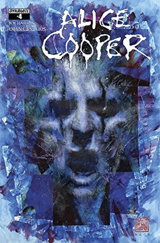 Alice Cooper #4 by Eman Casallos, Joe Harris