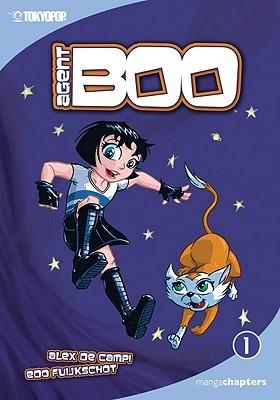 Agent Boo 1: The Littlest Agent by Alex de Campi