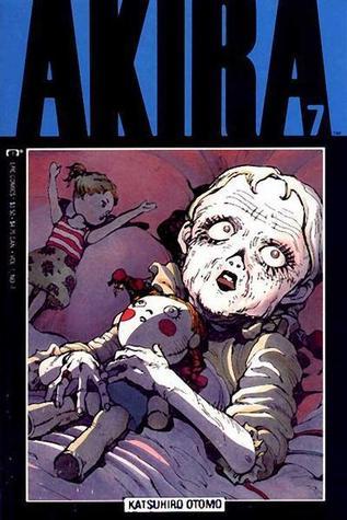 Akira, #7: Prisoners and Players by Katsuhiro Otomo