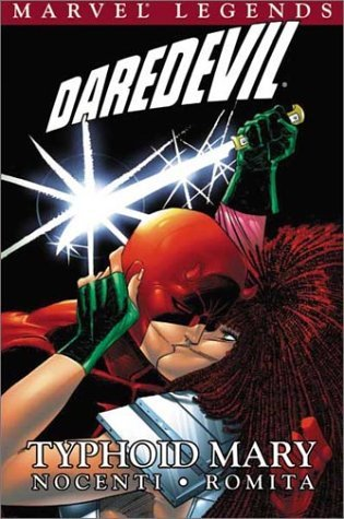 Daredevil Legends, Vol. 4: Typhoid Mary by John Romita Jr., Ann Nocenti