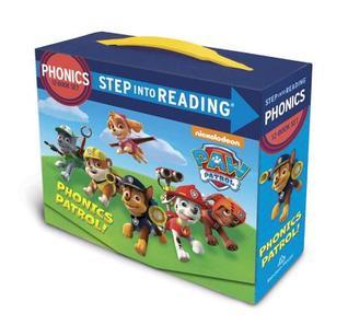 Paw Patrol Phonics Box Set (PAW Patrol) by Mike Jackson, Jennifer Liberts