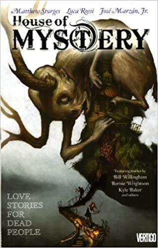 Love Stories For Dead People by Bernie Wrightson, Bill Willingham, Kyle Baker, Matthew Sturges