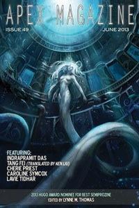 Apex Magazine Issue 49 by Lynne M. Thomas