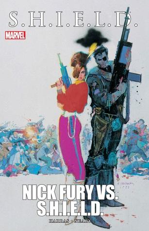 S.H.I.E.L.D.: Nick Fury vs. S.H.I.E.L.D. by Bob Harras, Paul Neary