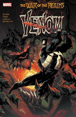Venom: War of the Realms by Kyle Hotz, Juan Gedson, Alberto Jimenez Alburquerque, Donny Cates, Joshua Cassara, Iban Coello, Cullen Bunn