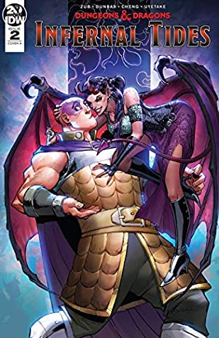 Dungeons & Dragons: Infernal Tides #2 (of 5) by Max Dunbar, Jim Zub