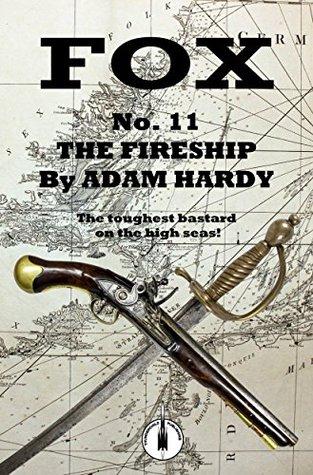 The Fireship by Adam Hardy