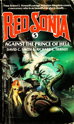 Against the Prince of Hell by David C. Smith, Richard L. Tierney