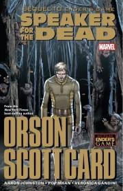 Speaker For The Dead by Aaron Johnston, Veronica Gandini, Orson Scott Card, Pop Mhan