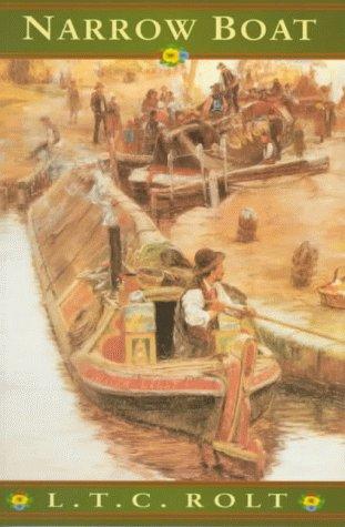 Narrow Boat by Denys Watkins-Pitchford, L.T.C. Rolt