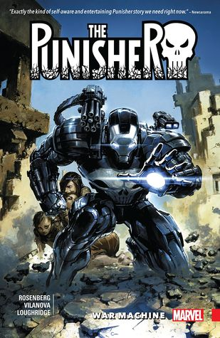 The Punisher: War Machine Vol. 1 by Matthew Rosenberg, Guiu Vilanova