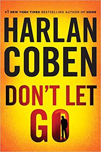 Ikke gi slipp by Harlan Coben