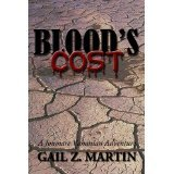 Blood's Cost by Gail Z. Martin