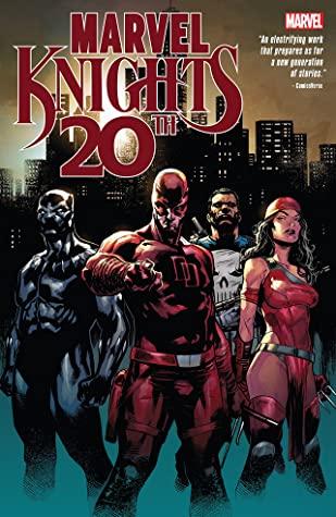 Marvel Knights 20th by Matthew Rosenberg, Tini Howard, Vita Ayala, Donny Cates, Joshua Cassara