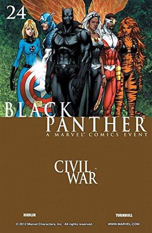 Black Panther (2005-2008) #24 by Jeff De Los Santos, Don Ho, Sal Regla, Nick Nix, Marcus To, Reginald Hudlin, Koi Turnbull