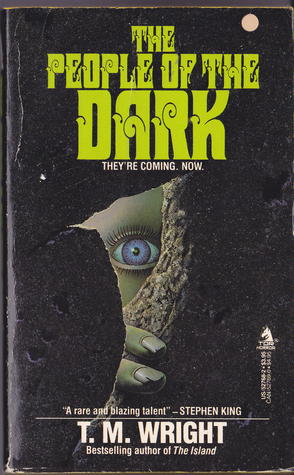 People of the Dark by T.M. Wright