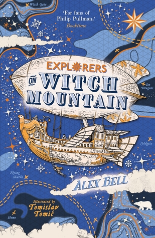 Explorers on Witch Mountain by Tomislav Tomić, Alex Bell
