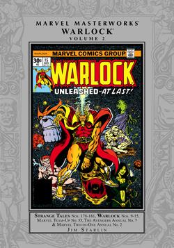 Marvel Masterworks: Warlock, Vol. 2 by Josef Rubinstein, Steve Leialoha, Jim Starlin, John Byrne, Bill Mantlo
