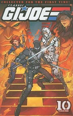 Classic G.I. Joe, Volume 10 by Jonboy Meyers, Larry Hama, M.D. Bright, Geoff Isherwood, Herb Trimpe, Tony Salmons