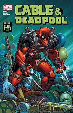 Cable & Deadpool #15 by Patrick Zircher, Fabian Nicieza, M3th