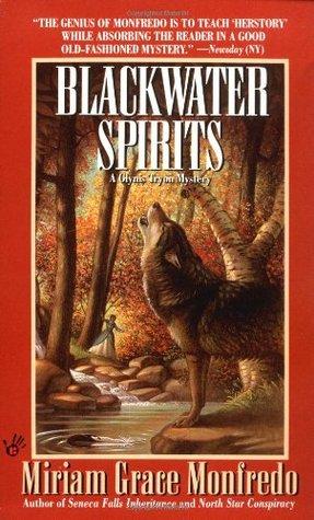 Blackwater Spirits by Miriam Grace Monfredo