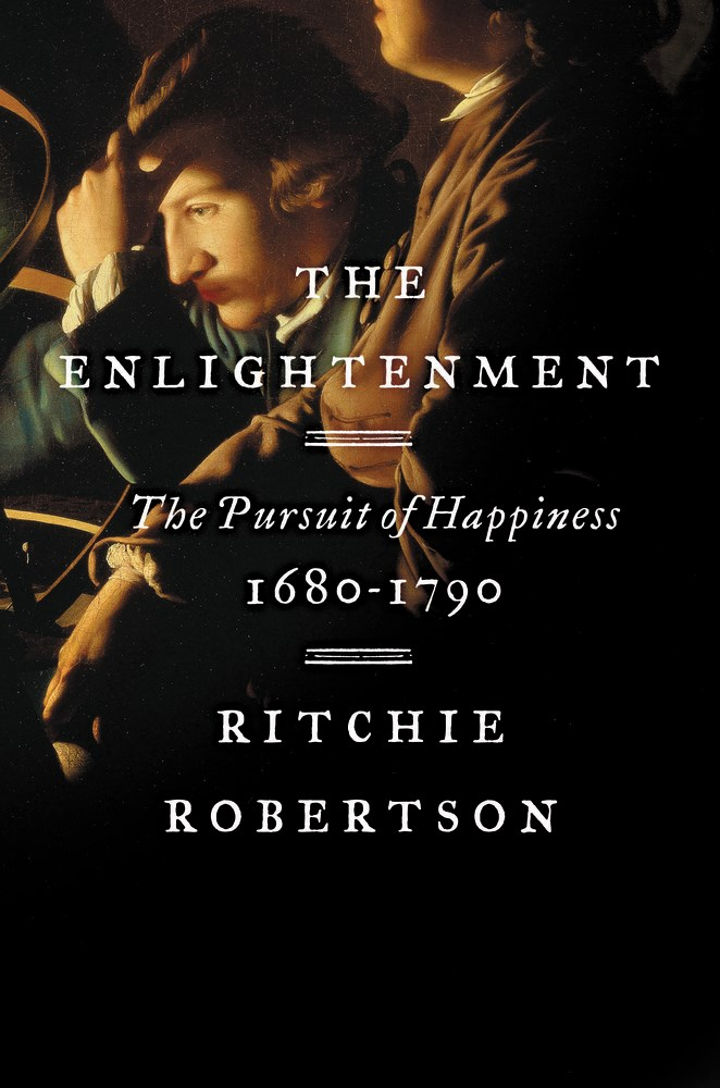 The Enlightenment by Ritchie Robertson
