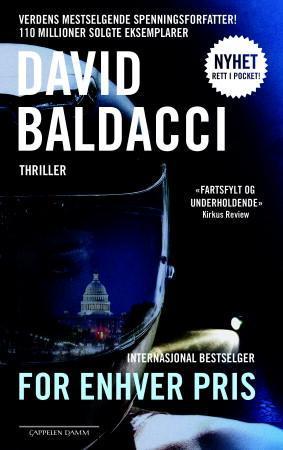 For enhver pris by David Baldacci, Truls Holst Kopperud