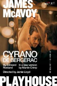 Cyrano de Bergerac: in a free adaptation by Edmond Rostand, Martin Crimp