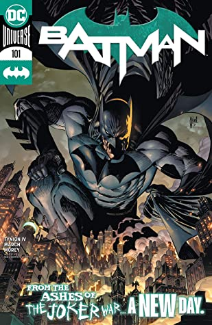 Batman (2016-) #101 by Tomeu Morey, James Tynion IV, Guillem March