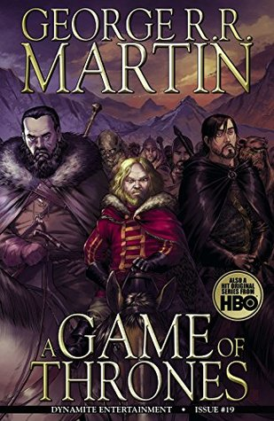 A Game of Thrones #19 by Tommy Patterson, George R.R. Martin, Daniel Abraham