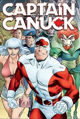 Captain Canuck, Volume 2 by Richard Comely, George Freeman