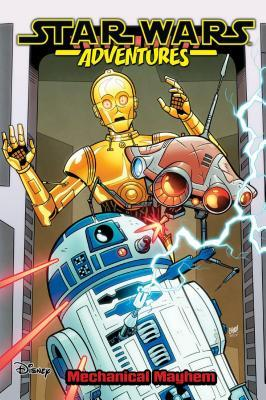 Star Wars Adventures, Vol. 5: Mechanical Mayhem by John Barber, Chad Thomas