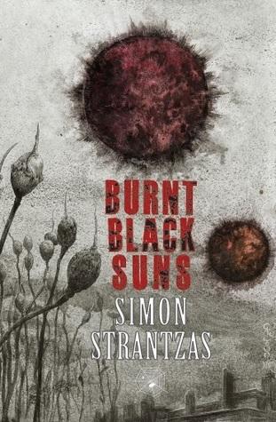 Burnt Black Suns by Simon Strantzas