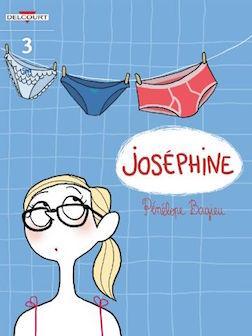 Joséphine, Vol. 3: Switching Sides by Pénélope Bagieu
