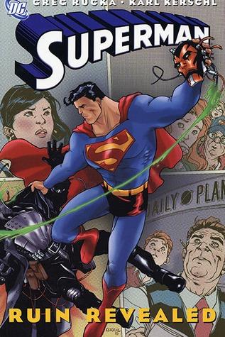 Superman: Ruin Revealed by Karl Kerschl, Adam DeKraker, Darryl Banks, Greg Rucka