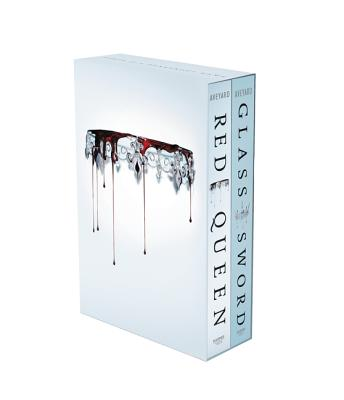 Red Queen 2-Book Paperback Box Set: Red Queen, Glass Sword by Victoria Aveyard