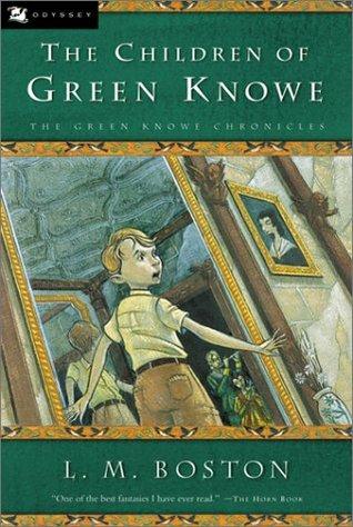The Children of Green Knowe by Peter Boston, Lucy M. Boston, Brett Helquist