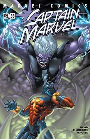 Captain Marvel (2000-2002) #33 by Chris Cross, Peter David