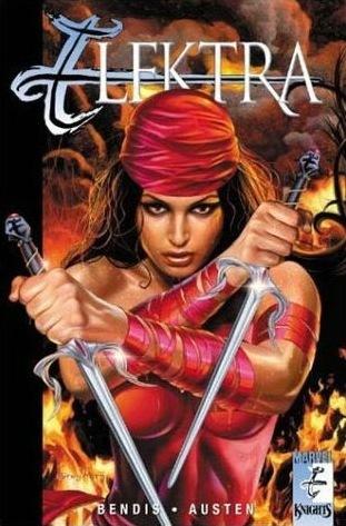 Elektra: The Scorpio Key by Chuck Austen, Brian Michael Bendis